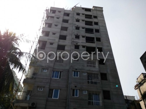 Outside view - 3 Bed Apartment for Sale in Khilgaon, Dhaka - 1857654