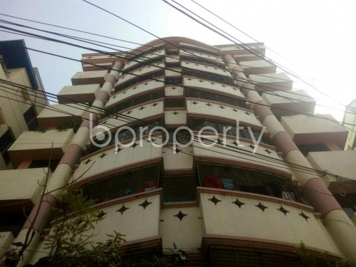 Front view - 3 Bed Apartment to Rent in Malibagh, Dhaka - 1857603