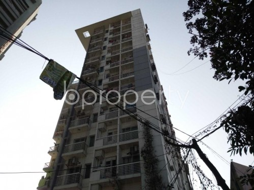 Front view - 3 Bed Apartment to Rent in Shyamoli, Dhaka - 1857768