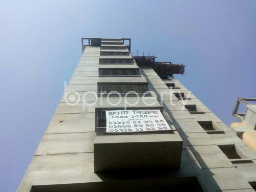 Street View - 3 Bed Apartment for Sale in Malibagh, Dhaka - 1857782