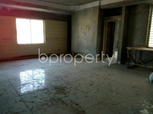 Dining area - 3 Bed Apartment for Sale in Mohammadpur, Dhaka - 1857900
