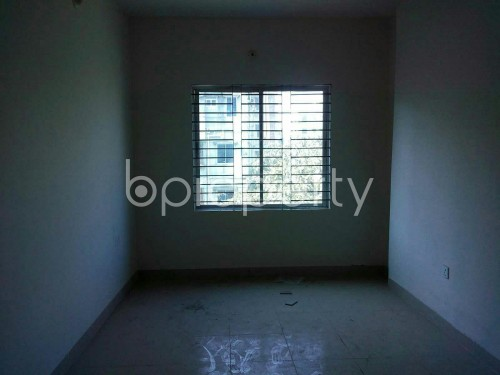Empty Room - 3 Bed Apartment for Sale in Mirpur, Dhaka - 1857937