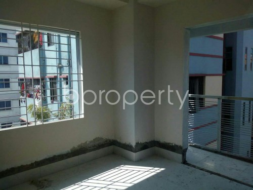 Bedroom - 3 Bed Apartment for Sale in Mirpur, Dhaka - 1858030