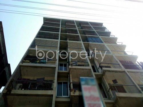 Front view - 2 Bed Apartment for Sale in Race Course, Comilla - 1858047