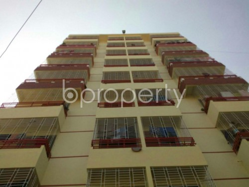 Front view - 3 Bed Apartment to Rent in Race Course, Comilla - 1858049