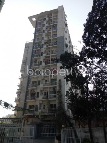 Front view - 3 Bed Apartment to Rent in Shyamoli, Dhaka - 1858147