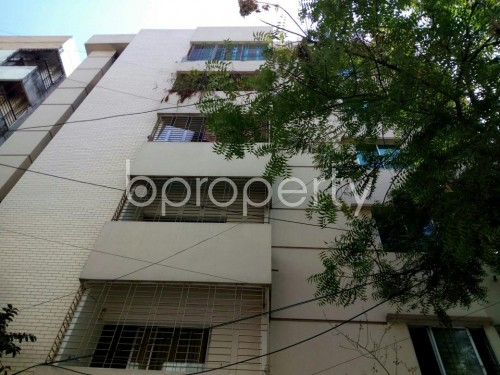 Front view - 3 Bed Apartment for Sale in Uttara, Dhaka - 1858137