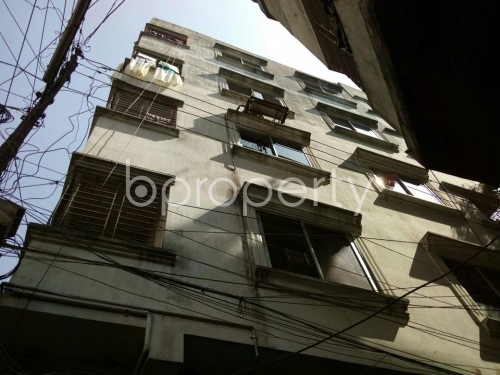 Front view - 2 Bed Apartment to Rent in Hazaribag, Dhaka - 1858224