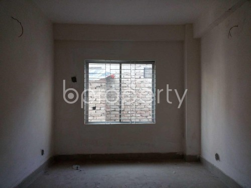 Dine/Dining - 3 Bed Apartment for Sale in Mirpur, Dhaka - 1858221