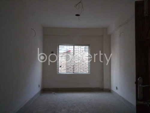 Dine/Dining - 3 Bed Apartment for Sale in Mirpur, Dhaka - 1858226