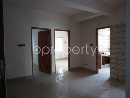 Dine/Dining - 3 Bed Apartment for Sale in Mirpur, Dhaka - 1858229
