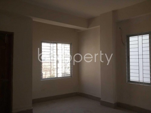 Bedroom - 3 Bed Apartment for Sale in Mirpur, Dhaka - 1858230