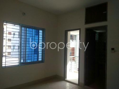 Bedroom - 2 Bed Apartment to Rent in Dakshin Khan, Dhaka - 1858151