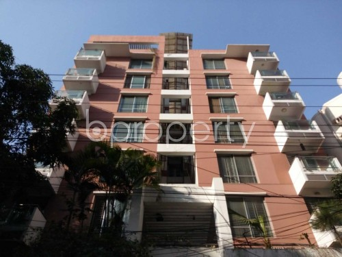 Front view - 3 Bed Apartment to Rent in Gulshan, Dhaka - 1858291