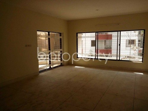 Bedroom - 4 Bed Apartment to Rent in Banani, Dhaka - 1858297