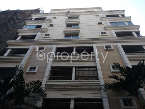 Front view - 2 Bed Apartment to Rent in Banani, Dhaka - 1858302