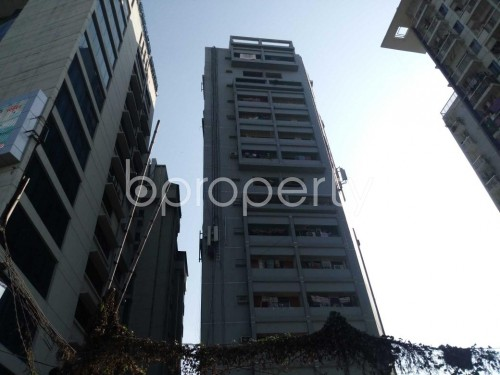 Front view - 3 Bed Apartment to Rent in Shyamoli, Dhaka - 1858358