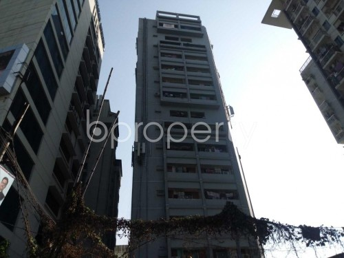 Front view - 3 Bed Apartment to Rent in Shyamoli, Dhaka - 1858361