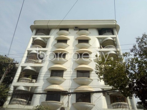 Front view - 4 Bed Apartment to Rent in Baridhara, Dhaka - 1858406