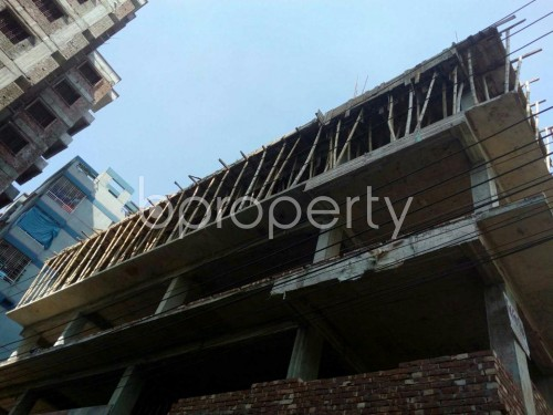 Outside view - 3 Bed Apartment for Sale in Banasree, Dhaka - 1858418