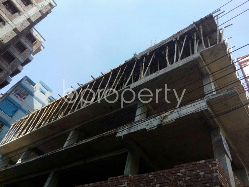 Outside view - 3 Bed Apartment for Sale in Banasree, Dhaka - 1858419