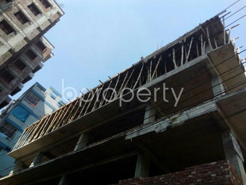 Outside view - 3 Bed Apartment for Sale in Banasree, Dhaka - 1858420