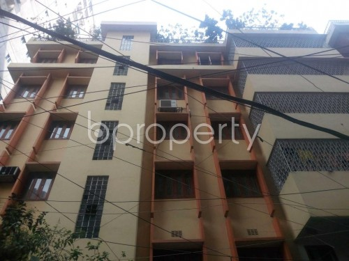 Front view - 4 Bed Apartment to Rent in Kathalbagan, Dhaka - 1858421