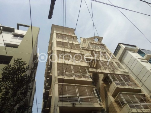 Outside view - 3 Bed Apartment to Rent in Baridhara, Dhaka - 1858433