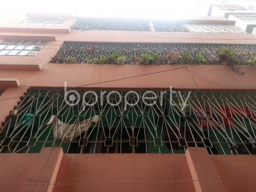 Front view - 2 Bed Apartment to Rent in Hatirpool, Dhaka - 1858494