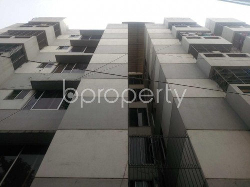Front view - 2 Bed Apartment to Rent in Hatirpool, Dhaka - 1858524