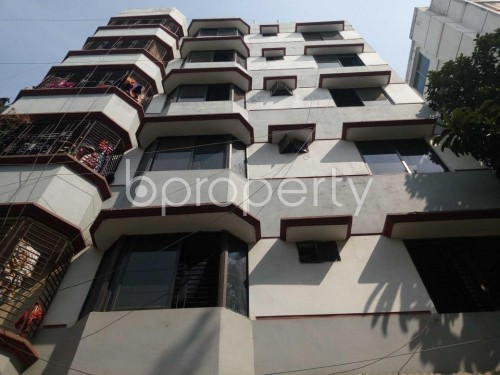Front view - 2 Bed Apartment to Rent in Ibrahimpur, Dhaka - 1858598