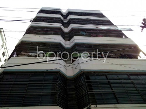 Front view - 3 Bed Apartment to Rent in Mohammadpur, Dhaka - 1858478