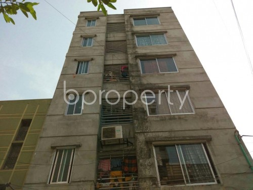 Front view - 2 Bed Apartment to Rent in Mohammadpur, Dhaka - 1858526