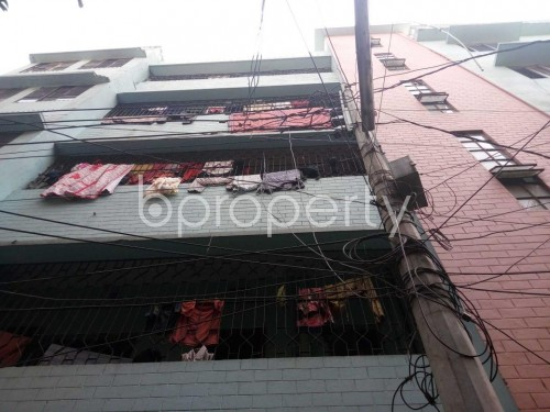 Front view - 3 Bed Apartment to Rent in Ibrahimpur, Dhaka - 1858607