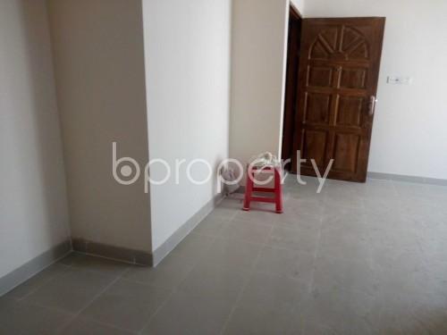 Dining area - 2 Bed Apartment to Rent in Nikunja, Dhaka - 1858613
