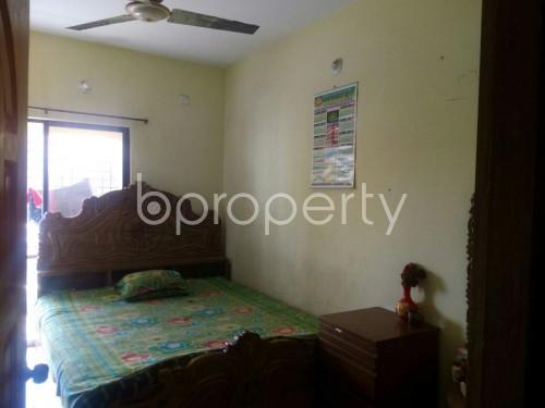 Bedroom - 3 Bed Apartment to Rent in Badda, Dhaka - 1858504