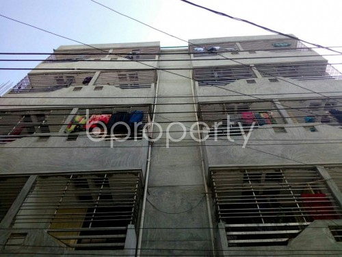 Front view - 2 Bed Apartment to Rent in Bagichagaon, Comilla - 1858639