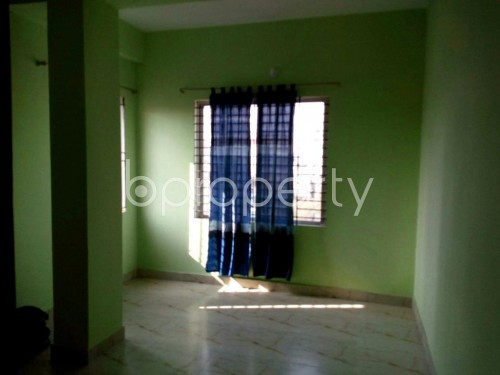 Bedroom - 2 Bed Apartment to Rent in Mohammadpur, Dhaka - 1858555