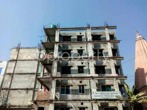 Front view - 3 Bed Apartment for Sale in Bagichagaon, Comilla - 1858640