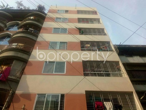 Front view - 3 Bed Apartment to Rent in Mohammadpur, Dhaka - 1858694