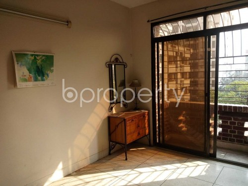 Bedroom - 3 Bed Apartment to Rent in Banani, Dhaka - 1858714