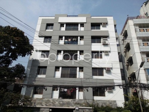 Front view - 3 Bed Apartment to Rent in Banani, Dhaka - 1858715