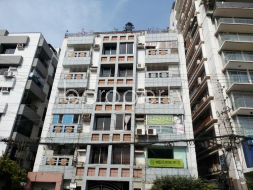 Front view - 3 Bed Apartment to Rent in Banani, Dhaka - 1858716