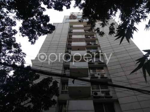 Front view - 4 Bed Apartment to Rent in Gulshan, Dhaka - 1858726