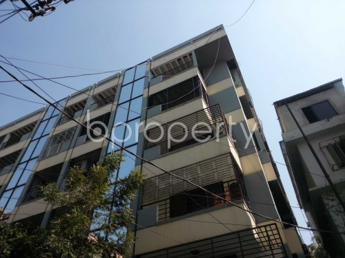 Outside view - 3 Bed Apartment to Rent in Gulshan, Dhaka - 1858727
