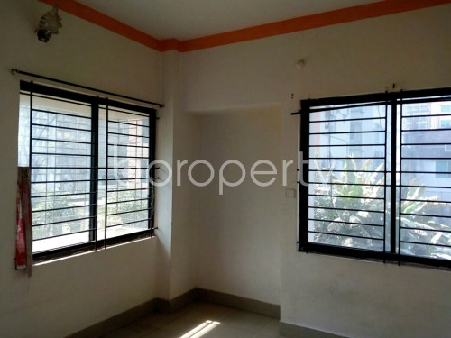 Bedroom - 3 Bed Apartment to Rent in Bashundhara R-A, Dhaka - 1858736
