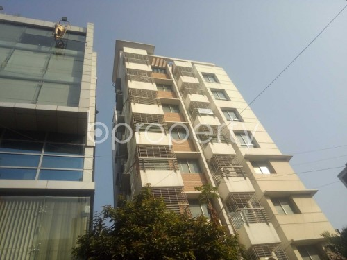 Front view - 3 Bed Apartment to Rent in Baridhara, Dhaka - 1858747