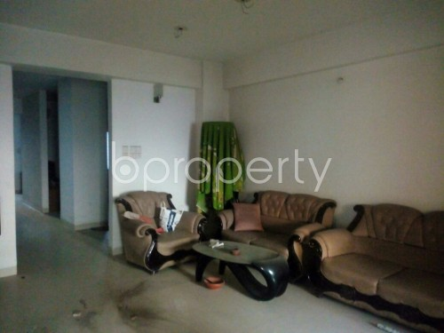 Dine/Dining - 4 Bed Apartment for Sale in Badda, Dhaka - 1858663