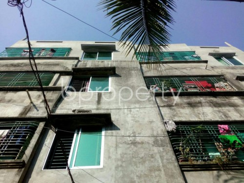 Front view - 2 Bed Apartment to Rent in Race Course, Comilla - 1858752