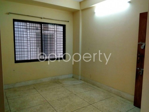 Dining area - 2 Bed Apartment to Rent in Mohammadpur, Dhaka - 1858753